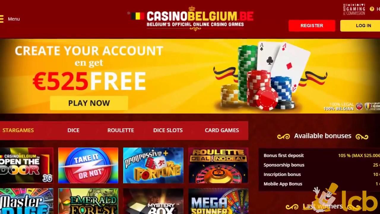 avis belgium casino
