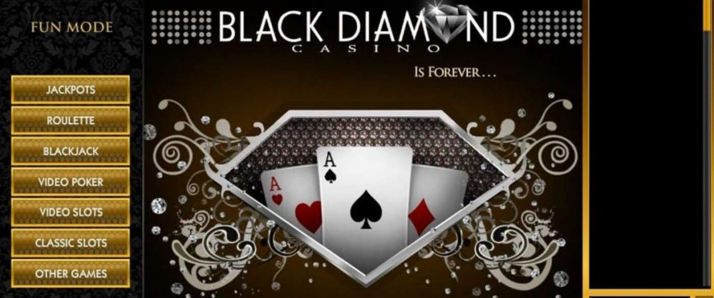 avis black diamond casino